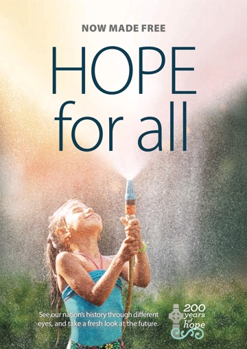 Hope for All - Hope Project eBook - click to download