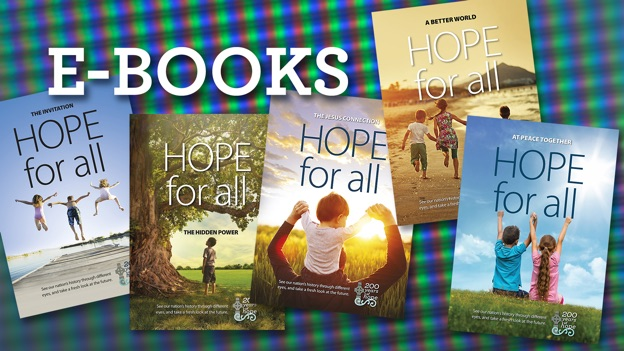 Hope Project Easter Ebooks